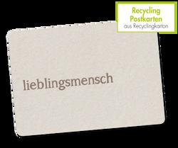 recyclingpostkarten