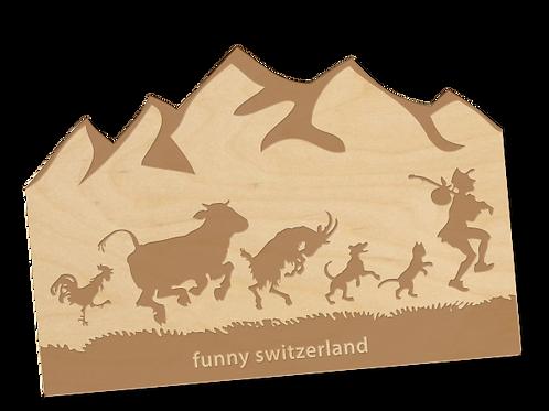 FUNNY SWITZERLAND