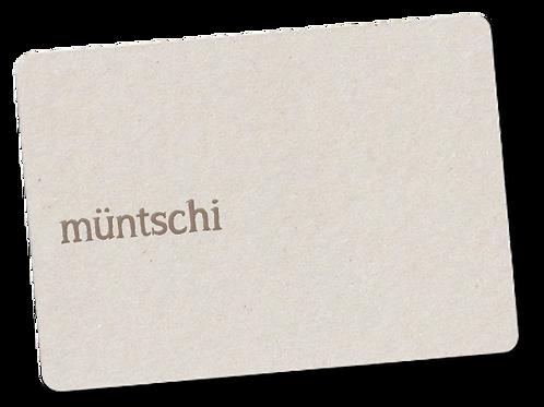MÜNTSCHI