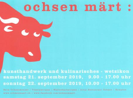 Ochsenmärt Wetzikon 21. September