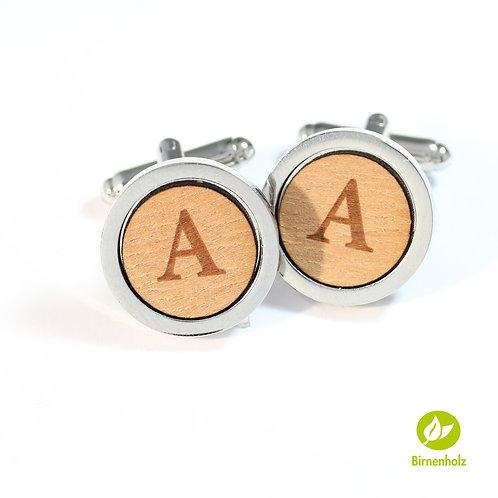 Manschettenknöpfe «Alphabet»