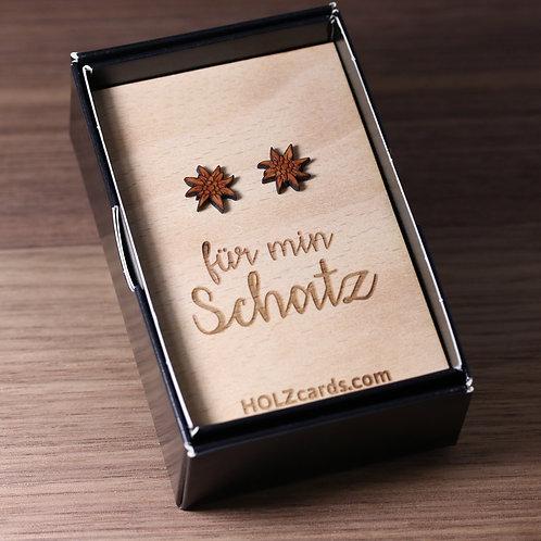 Geschenkbox «schatz»