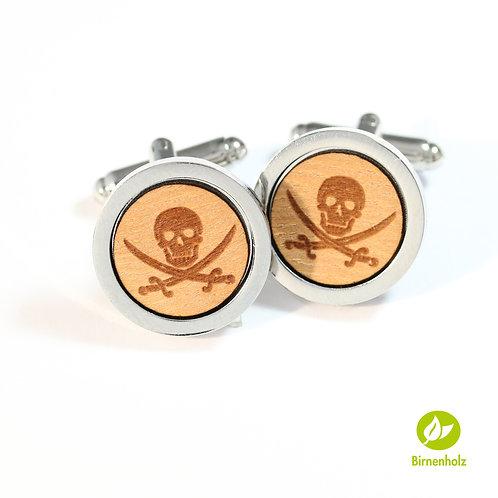 Manschettenknöpfe «Pirat»
