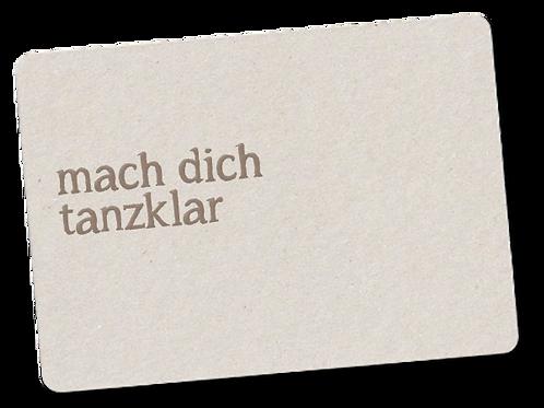 TANZKLAR