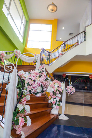 Arena Staircase 03