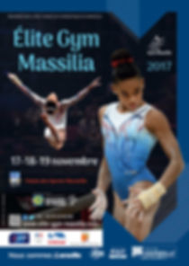 elite gym massilia affiche 2017