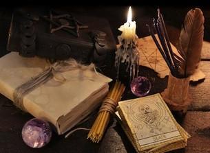 Witchcraft Ingredients