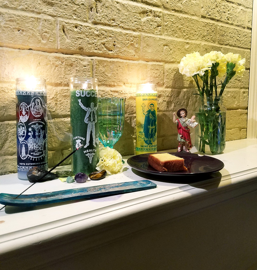 Success Spell Candles