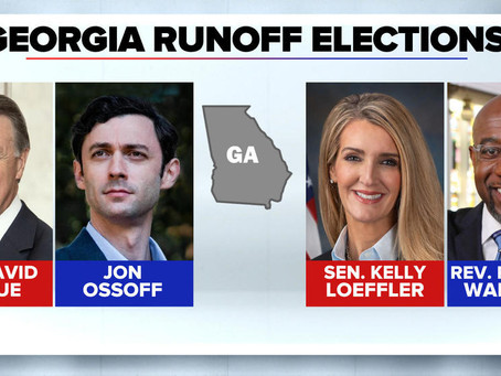 The Close: Markets Push Higher While Awaiting Georgia Runoff Elections.
