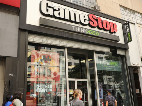 What In The World Is Going On With GameStop?