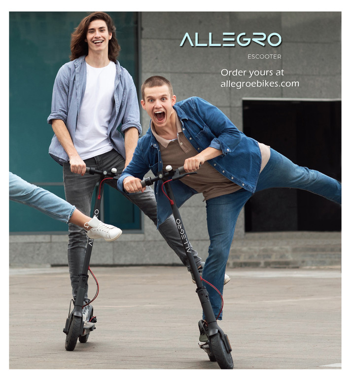 Allegro-Happy Boy
