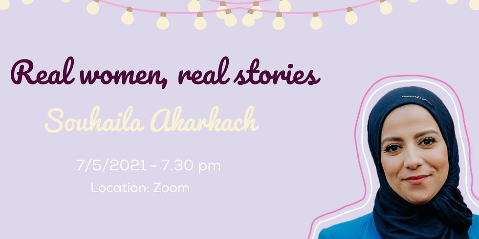 Real women, real stories: Souhaila Akarkach