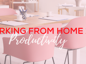 Working from home: 10 tips for more productivity