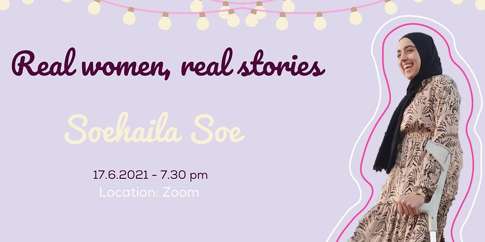 Real women, real stories: Soehaila Soe