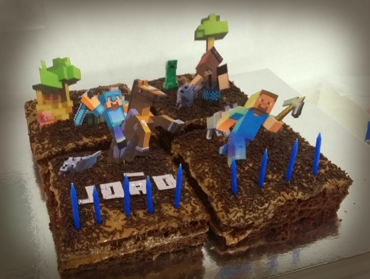 os nossos bolos!