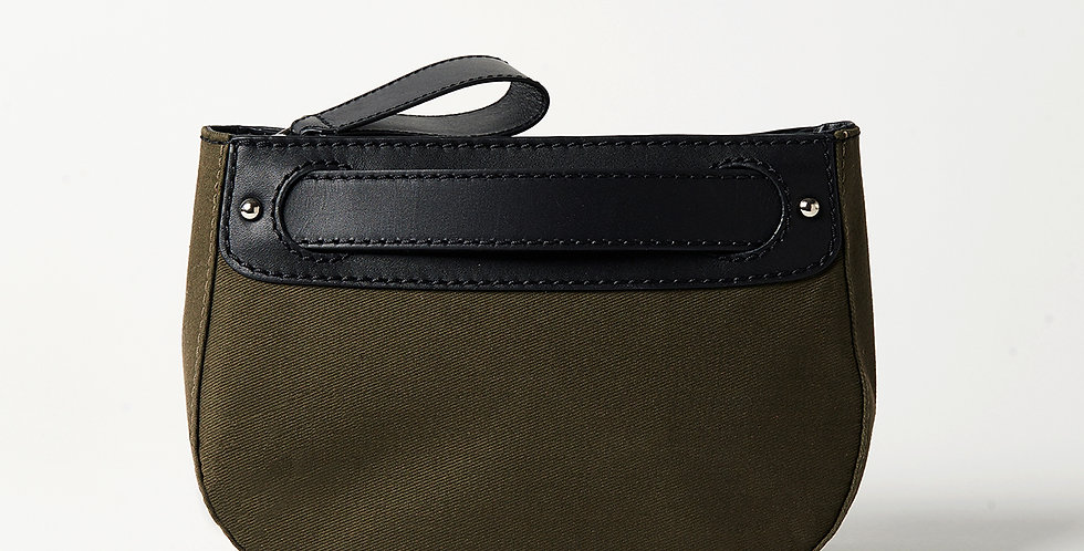 TRAVEL POUCH, olive