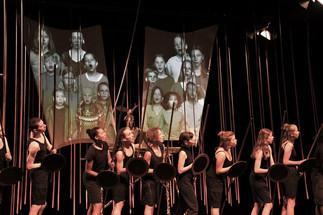 KINDER AUF DER SUCHE NACH ODYSSEUS // Theater Tempus Fugit 2021
