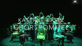 CHORTROMMEL // Fritz Hauser, contrapunkt chor, Basler Madrigalisten 2019