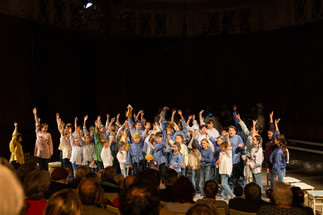 IDOMENO 2018_Kinder- und Jugendchor Lörrach_Foto Donata Ettlin