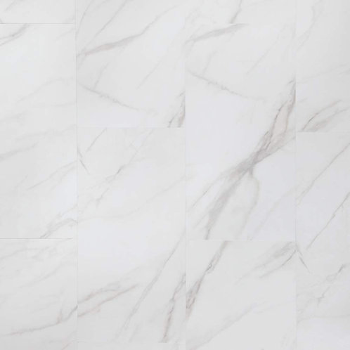 Adura Max Legacy White with Grey - MAR120 - Call For Sale Price