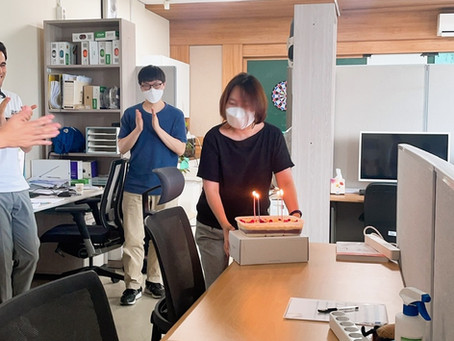 Sumi Jung's birthday