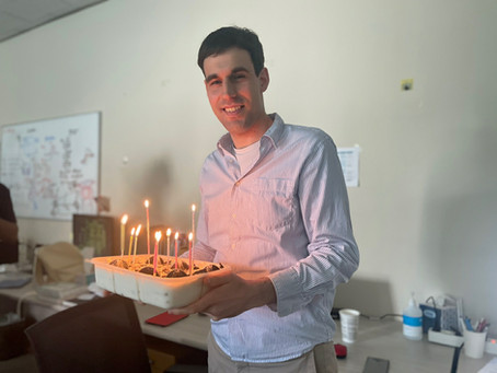 Angel Canelo's birthday