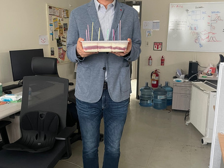 Anmo Kim's birthday