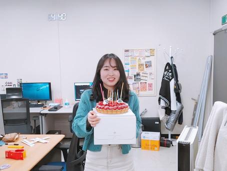 Hyosun Kim birthday