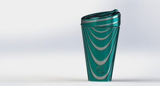 Eco-to-Go Coffee Cup