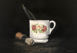 Vintage Shave Cup