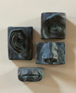 Sculpture_Clay_Face_Study