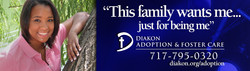 Diakon Adoption Digital Billboard