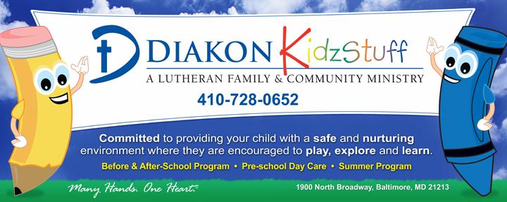 Diakon Daycare Billboard
