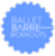 logo Ballet Barre Workouts logo Den Haag The Hague The Netherlands