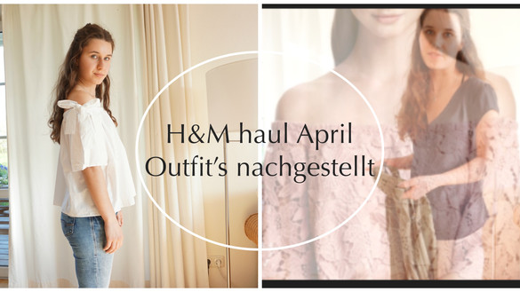 April fashion haul