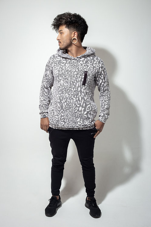 Moletom Animal Print