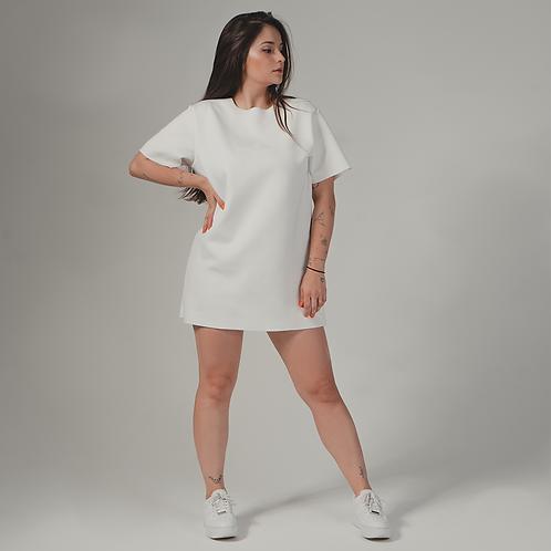 Camisa Neoprene Off White