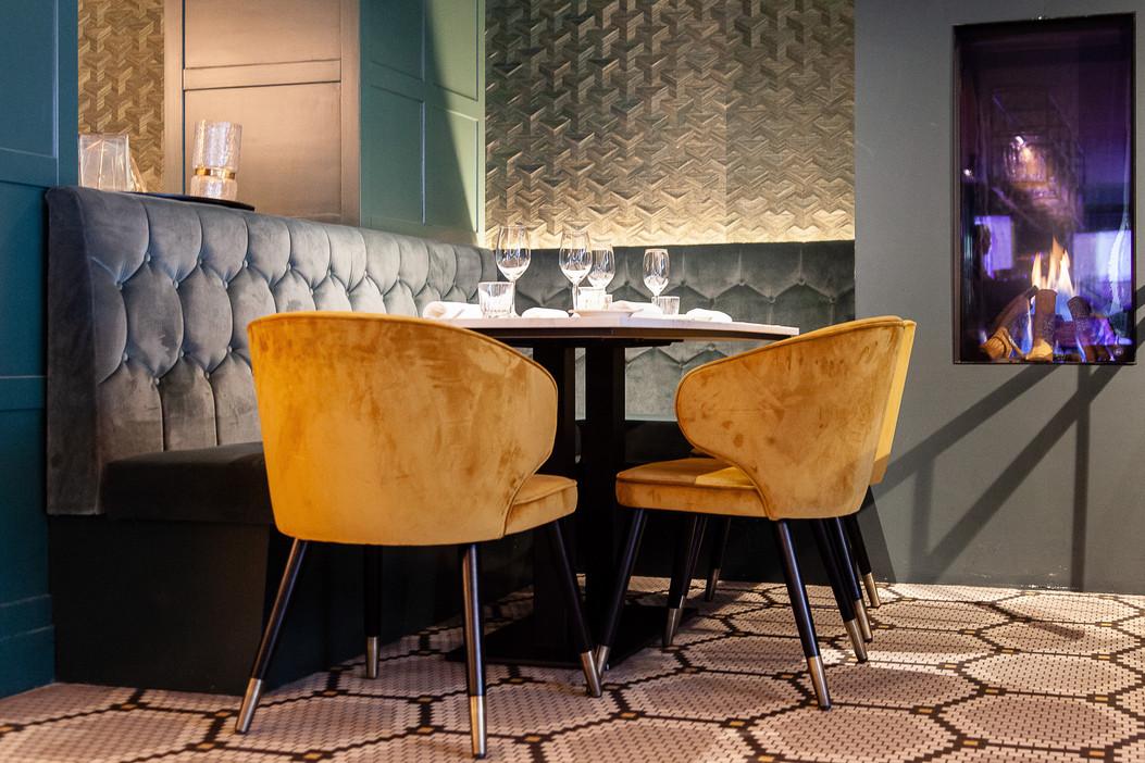 Restaurant fotografie Amsterdam