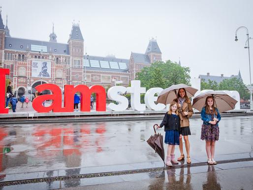Vakantie in Amsterdam