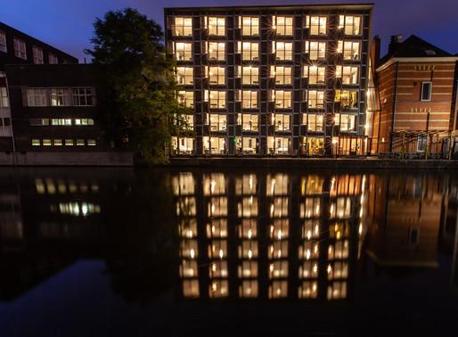 Plantage Muidergracht 20 by night