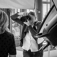Zakelijk portret-Corporate headshot-studio fotografie bij ING Nederland-zakelijk portretfotograaf Amsterdam