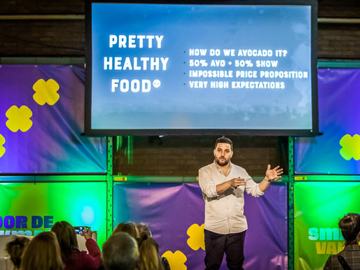 Ron Simpson | The Avocado Show | Amsterdam Food Week 2018