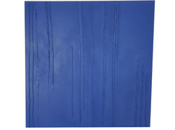 Tableau bleu klein 3D