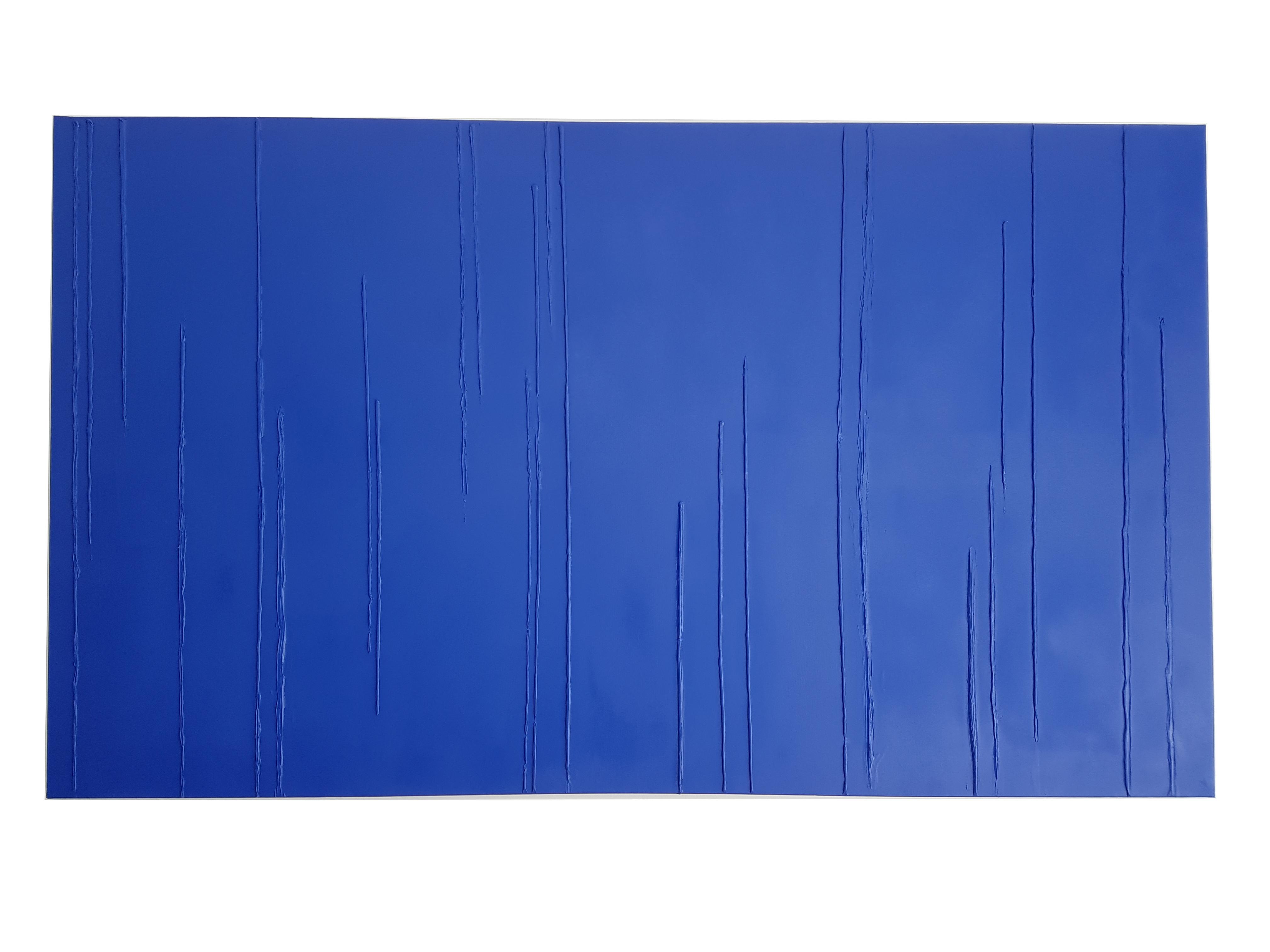 Tableau bleu klein XXL