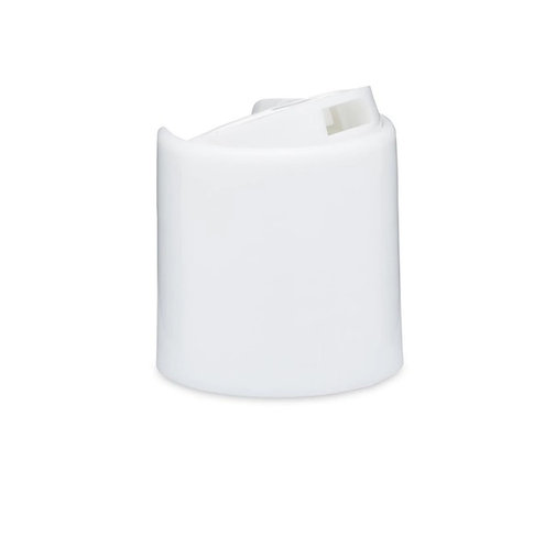 White Disc Caps