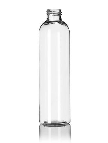 8 oz 24-410 Cosmo Round PET Bottle