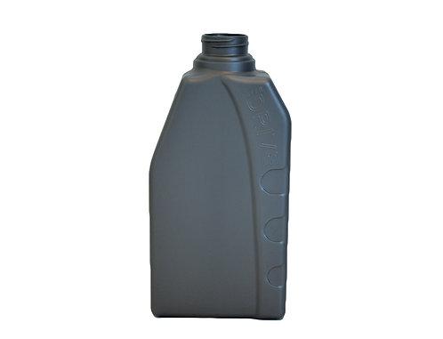 32 oz 28-410 Grey Bettix HDPE Bottle