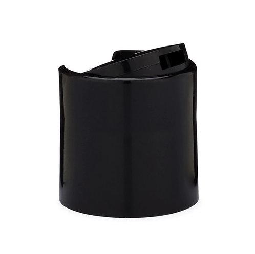 Black Disc Caps