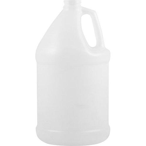 1 Gallon 38-400 Natural HDPE Bottle