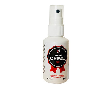 ANOVET® CHEVAL GEL 50ML TO GO